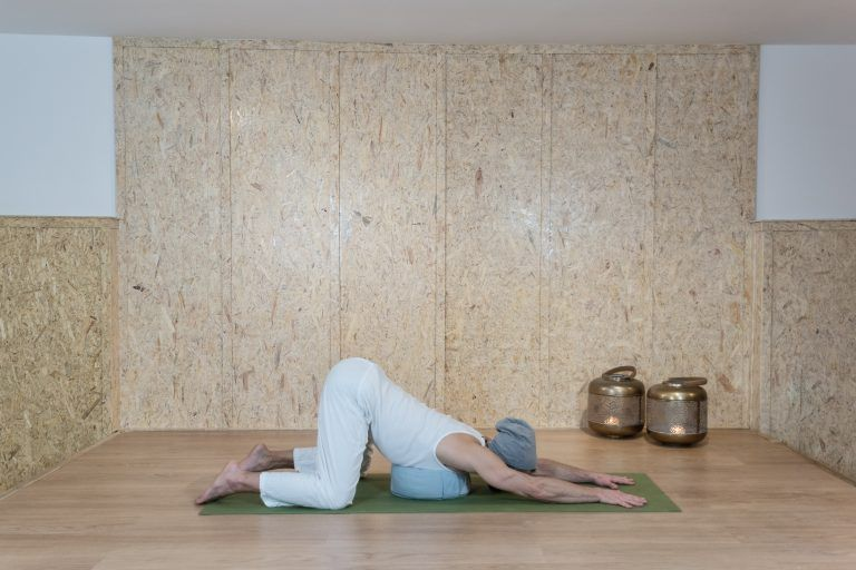 Classes Yin Yoga