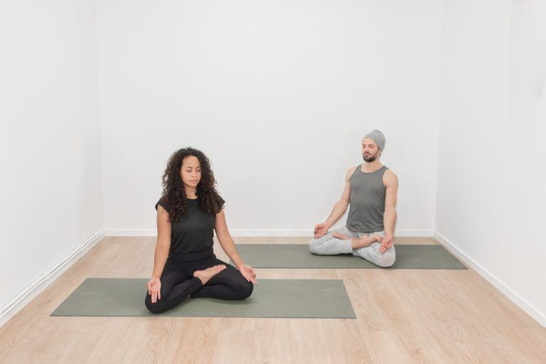 hatha meditation class